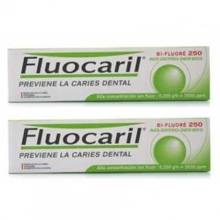 FLUOCARIL BI-FLUORE 125 ML PACK 2 UNIDADES