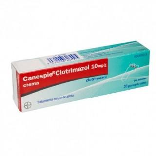 CANESPIE CLOTRIMAZOL 10 mg/g CREMA 1 TUBO 30 g
