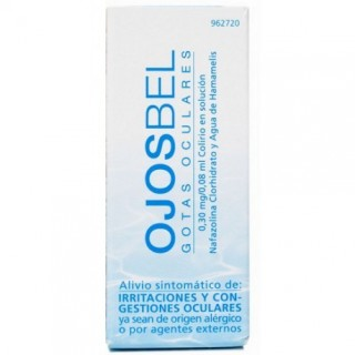 OJOSBEL 0,3 MG/ML + 0,08 ML/ML COLIRIO EN SOLUCION 1 FRASCO 8 ML