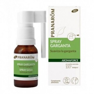 PRANAROM AROMAFORCE SPRAY GARGANTA 15 ML