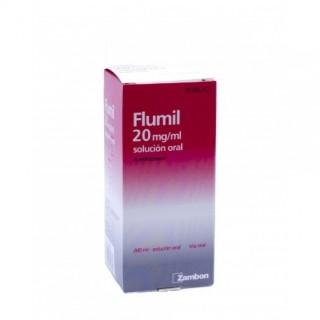 FLUMIL 20 MG/ML SOLUCION ORAL 200 ML