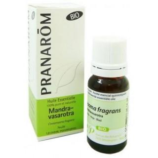 PRANAROM ACEITE ESENCIAL MANDRA-VASAROTRA BIO 10 ML