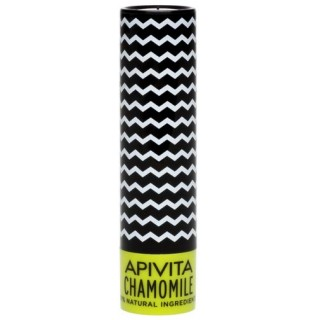 APIVITA LIP CARE CHAMOMILE SPF 15 STICK 4.4 G