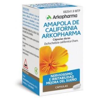 AMAPOLA DE CALIFORNIA ARKOPHARMA 240 MG 50 CAPSULAS