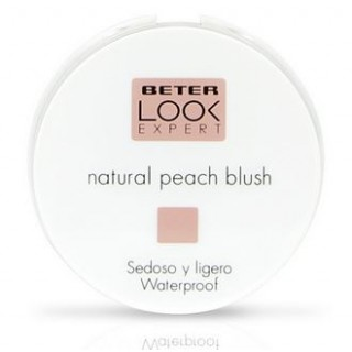 BETER COLORETE NATURAL PEACH BLUSH 4.5 G