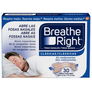 BREATHE RIGHT CLAS GDE 30 U