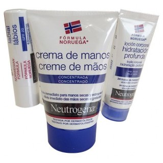 NEUTROGENA CREMA DE MANOS CONCENTRADA 50 ML PACK LABIAL