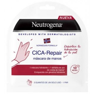 NEUTROGENA CICA REPAIR MASCARA DE MANOS 1 PAR