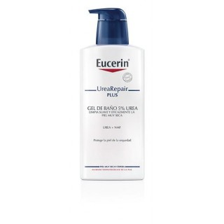 EUCERIN UREAREPAIR PLUS 5% UREA GEL DE BAÑO 400 ML