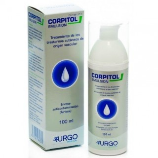 CORPITOL EMULSION FRASCO AIRLESS 100 ML