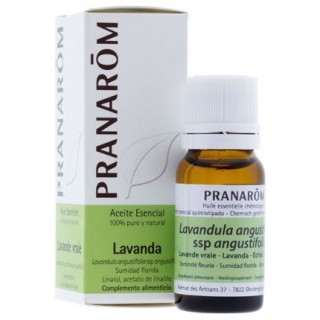 PRANAROM ACEITE ESENCIAL LAVANDA 10 ML