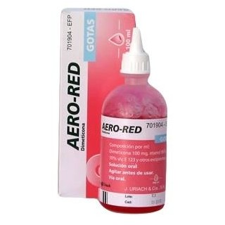 AERO RED 100 mg/ml GOTAS ORALES EN SOLUCION 1 FRASCO 100 ml