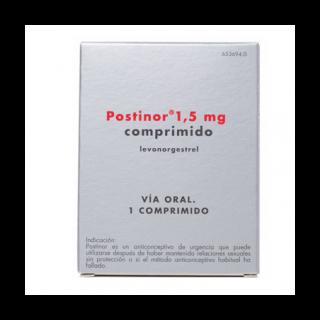 POSTINOR 1,5 mg 1 COMPRIMIDO