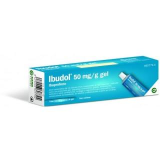 IBUDOL 50 mg/g GEL CUTANEO 1 TUBO 30 g