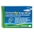 CLARITYNE PLUS 10 mg/240 mg 7 COMPRIMIDOS LIBERACION PROLONGADA