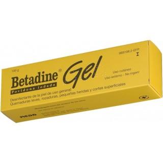 BETADINE 100 mg/g GEL CUTANEO 1 TUBO 100 g