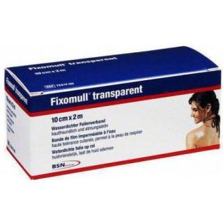FIXOMULL TRANSPARENTE 10 CM X 2 M