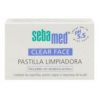 SEBAMED CLEAR FACE PASTILLA LIMPIADORA 100 G