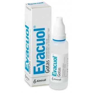 EVACUOL 7,5 mg/ml GOTAS ORALES EN SOLUCION 1 FRASCO 30 ml