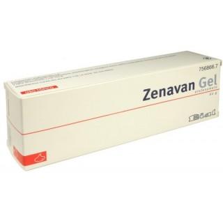 ZENAVAN 50 mg/g GEL CUTANEO 1 TUBO 60 g