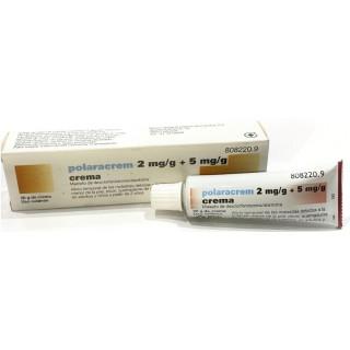 POLARACREM 2 mg/g + 5 mg/g CREMA 1 TUBO 20 g