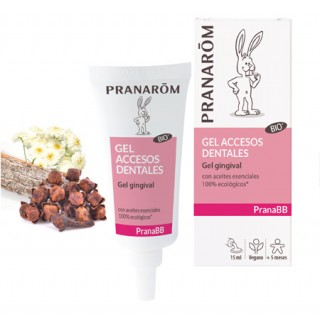 PRANABB GEL ACCESOS DENTALES BIO 15 ML
