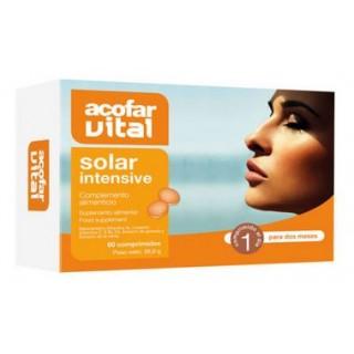 ACOFARVITAL SOLAR INTENSIVE 60 COMPRIMIDOS