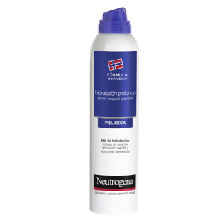 NEUTROGENA SPRAY CORPORAL HIDRATACION PROFUNDA 200 ML