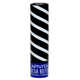 APIVITA LIP CARE COCOA BUTTER SPF 20 STICK 4.4 G