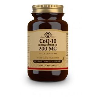 SOLGAR COENZIMA Q10 - 200MG 30 CAPSULAS VEGETALES