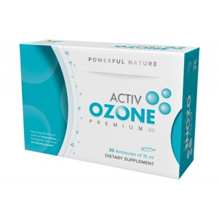 ACTIVOZONE ADVANCED PRO 10 ML 30 AMPOLLAS