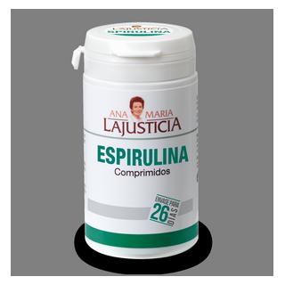 ESPIRULINA ANA MARIA LAJUSTICIA 160 COMPRIMIDOS
