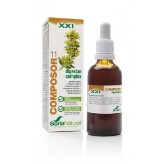 COMPOSOR 11 DIGESLAN COMPLEX SORIA NATURAL 50 ML
