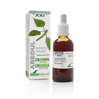 ABEDUL EXTRACTO S.XXI SORIA NATURAL 50 ML