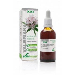 VALERIANA EXTRACTO S.XXI SORIA NATURAL 50 ML