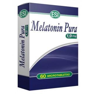 MELATONIN PURA 1,9 MG 60 MICROTABLETAS