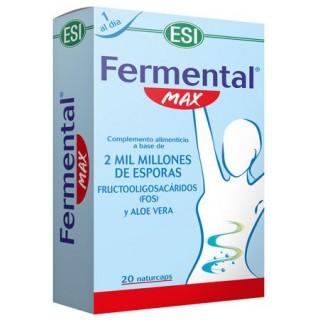 FERMENTAL MAX 20 CAPSULAS