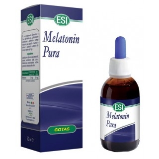 MELATONIN PURA ESI GOTAS 1 MG 50 ML
