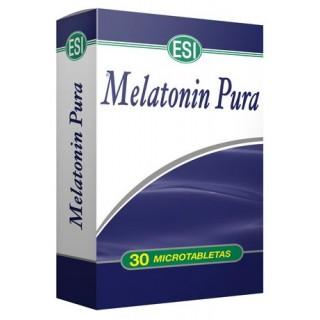 MELATONIN PURA 1 MG 30 MICROTABLETAS