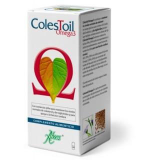 COLESTOIL OMEGA-3 100 CAPSULAS