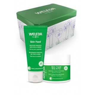 WELEDA PACK SKIN FOOD 75 ML+SKIN FOOD BODY BUTTER 150 ML