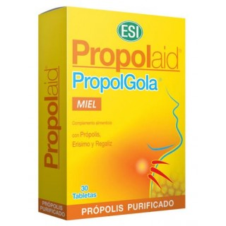PROPOLAID PROPOLGOLA MIEL 30 TABLETAS