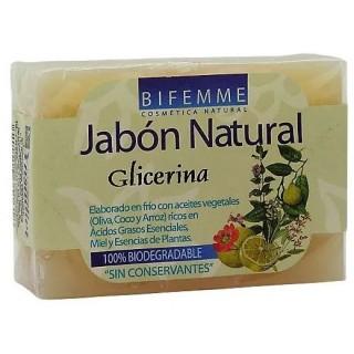 JABON DE GLICERINA BIFEMME 100 G