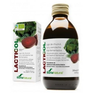 LACTICOL ECOLOGICO SORIA NATURAL 200 ML