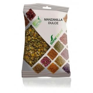 MANZANILLA DULCE SORIA NATURAL 50 G