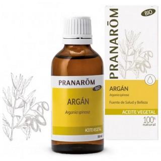 PRANAROM ACEITE VEGETAL DE ARGAN BIO 50 ML