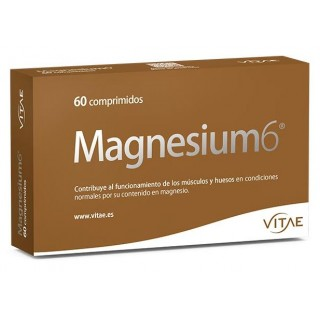 MAGNESIUM 6 60 COMPRIMIDOS