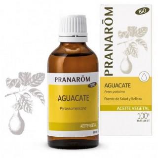 PRANAROM AGUACATE ACEITE VEGETAL 50 ML