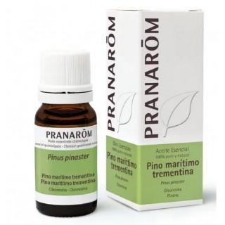 PRANAROM PINO MARITIMO (TREMENTINA) ACEITE ESENCIAL 10 ML