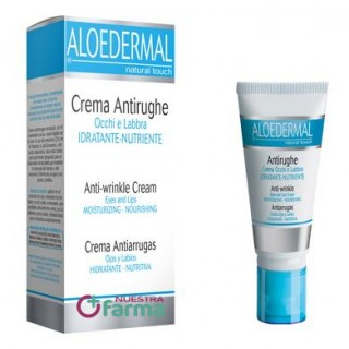 ALOEDERMAL ANTIARRUGAS 30 ML